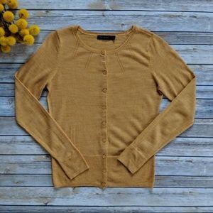 The Limited Merino Wool Cardigan